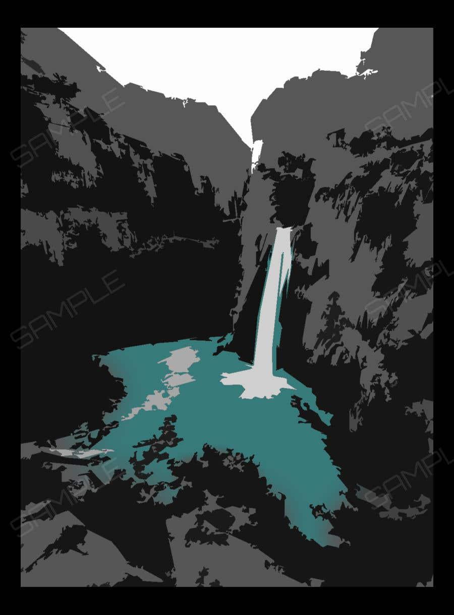 Penyertaan Peraduan #14 untuk Photo to drawing, t-shirt design