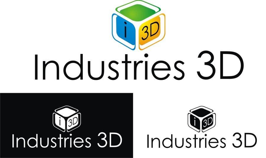 Kilpailutyö #24 kilpailussa Logo Design for Innovative 3D Printing/Production Company