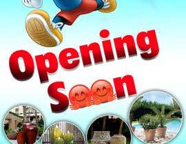 #24 untuk Opening Soon oleh rabbi619