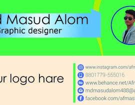 #120 cho Logo and business cards bởi afmasud123