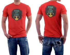 #58 cho Design a T-Shirt for www.FunkandLove.com bởi abgenesis88