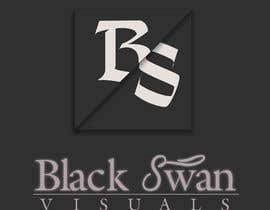 #6 for Logo Design (Black Swan Visuals) by cehazem1