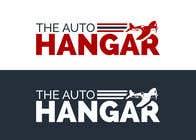 Graphic Design Entri Peraduan #287 for Unique logo for an auto dealership in an airport hangar!