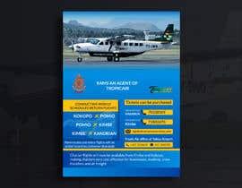 Nro 357 kilpailuun Build a flyer käyttäjältä mdmmurad52