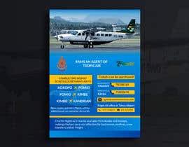 Nro 359 kilpailuun Build a flyer käyttäjältä mdmmurad52