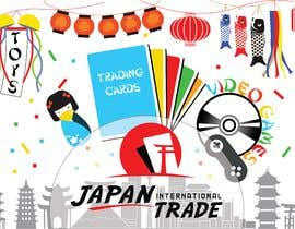 #7 para website banner design + possible additional extra work - Trading cards / Japanese goods por protimakhan7