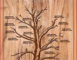 Nro 28 kilpailuun Design me a family tree käyttäjältä sushanta13