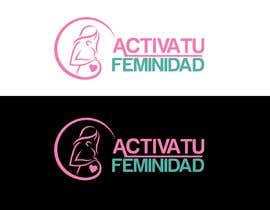 ashikakanda98 tarafından Diseño de un logotipo para una marca para mujeres (Maternidad y Feminidad) için no 104