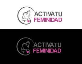 ashikakanda98 tarafından Diseño de un logotipo para una marca para mujeres (Maternidad y Feminidad) için no 134