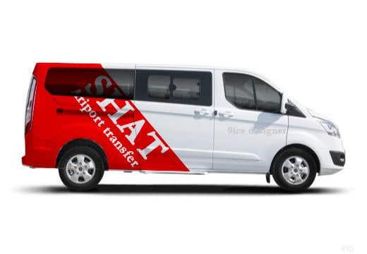 "Intrarea #9 pentru concursul ""minibus graphics design"""