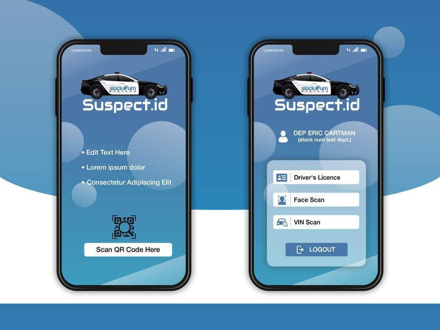 Penyertaan Peraduan #31 untuk Simple iOS App UI screen design