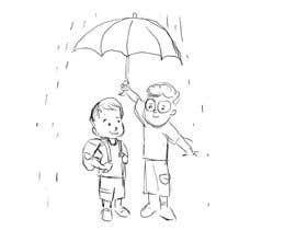 Nro 16 kilpailuun Illustration of Kindness käyttäjältä kvinay84