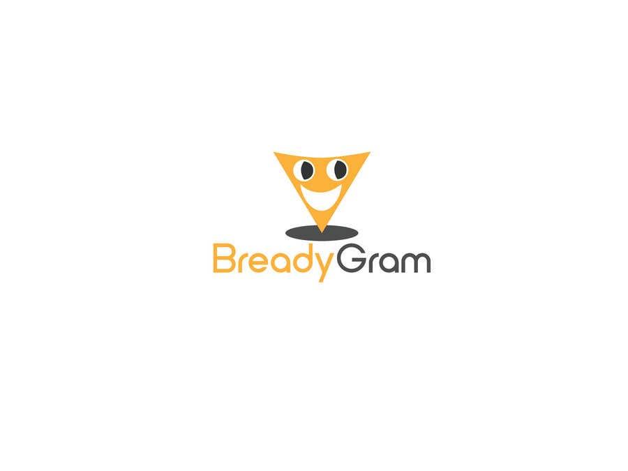 Proposition n°130 du concours BreadyGram Logo