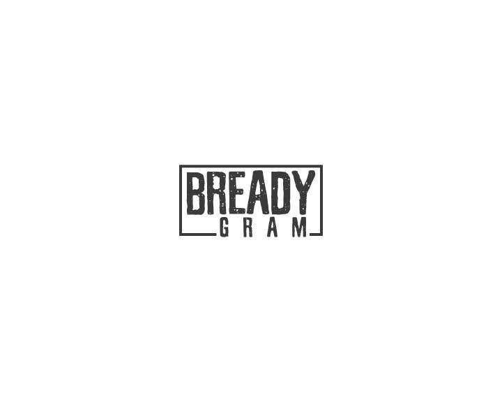 Proposition n°37 du concours BreadyGram Logo