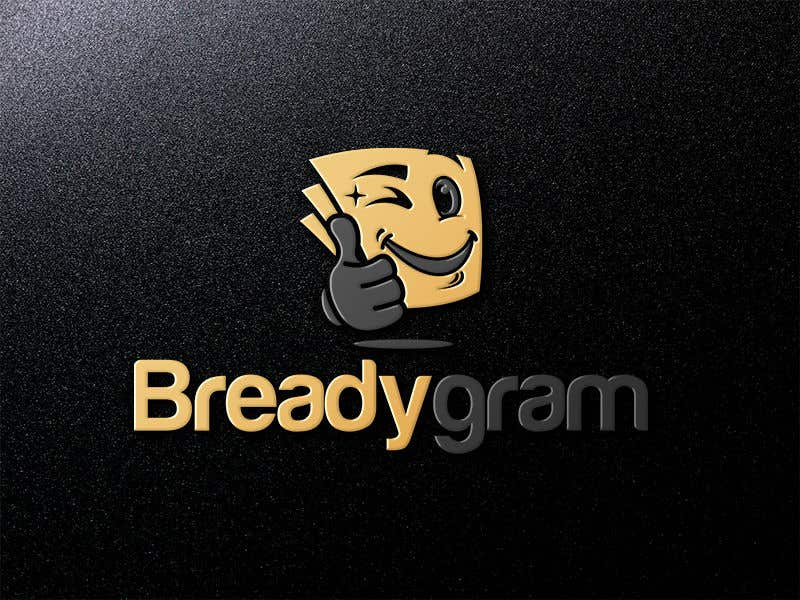 Contest Entry #51 for BreadyGram Logo