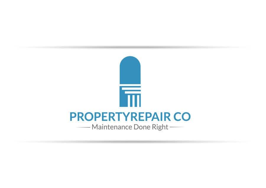 Konkurrenceindlæg #88 for Logo design for property repair