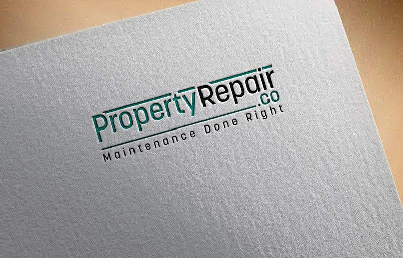 Konkurrenceindlæg #32 for Logo design for property repair