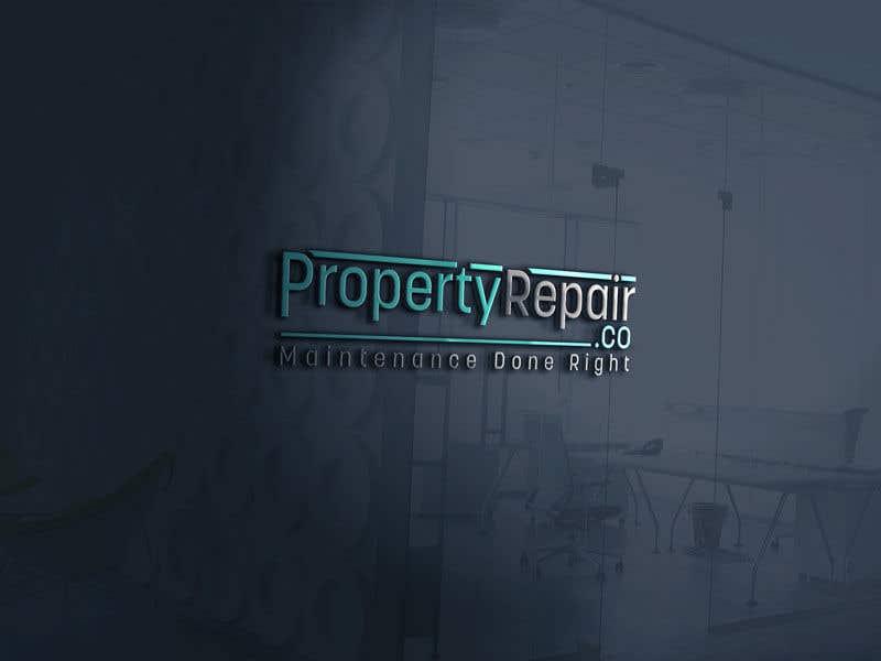Konkurrenceindlæg #34 for Logo design for property repair