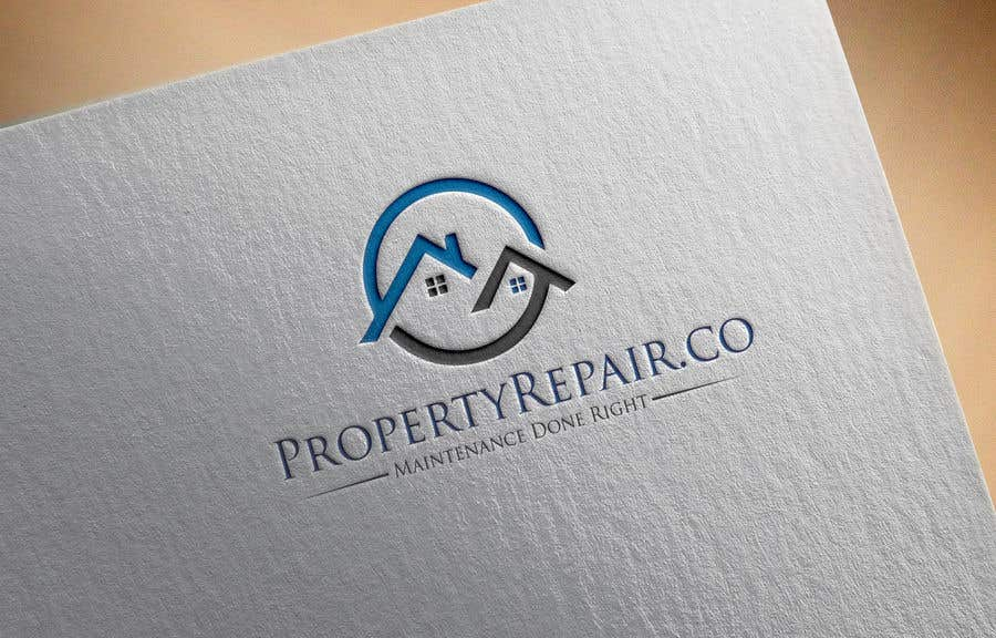 Konkurrenceindlæg #219 for Logo design for property repair