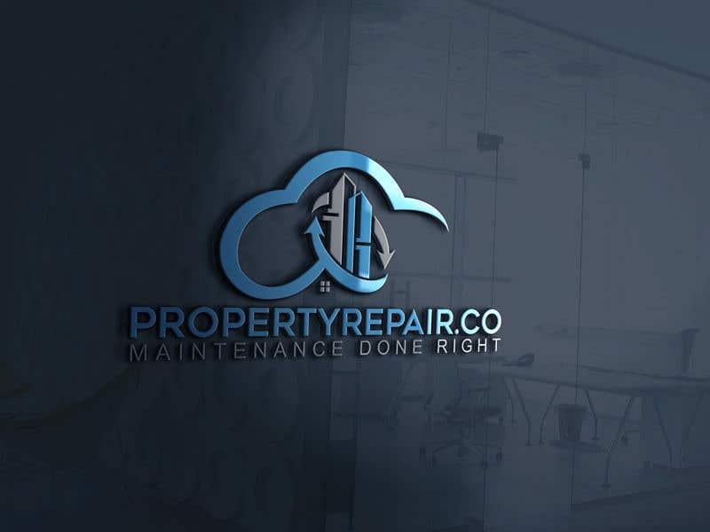 Konkurrenceindlæg #158 for Logo design for property repair