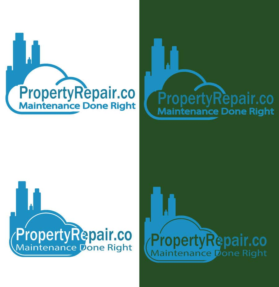 Konkurrenceindlæg #177 for Logo design for property repair