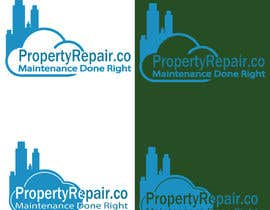 #177 cho Logo design for property repair bởi jumman2623