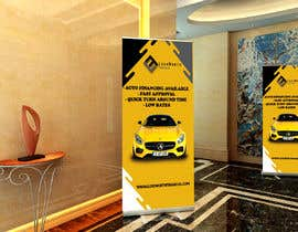 #126 para design a retractable banner with graphics and wording por shahariarmorshed