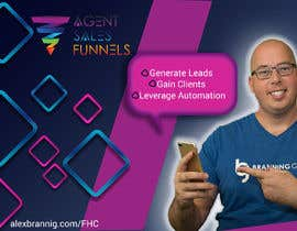 "#41 for Facebook Cover Photo for ""Agent Sales Funnels"" af stShapla"