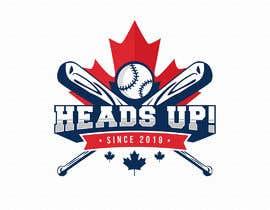 #75 untuk Logo designed for Baseball Team oleh inihisyam