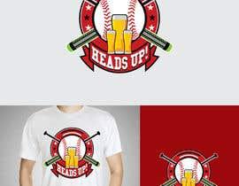 #94 untuk Logo designed for Baseball Team oleh fourtunedesign