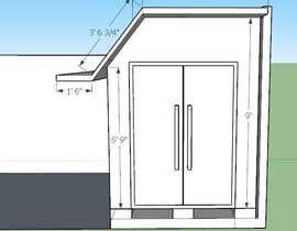 #43 for Design a Wooden Warehouse af koushiksimon