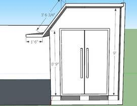 #43 for Design a Wooden Warehouse by koushiksimon