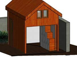 #23 for Design a Wooden Warehouse by Sravani30