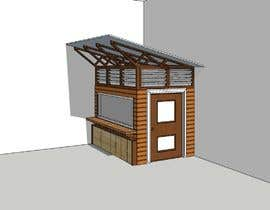 #71 for Design a Wooden Warehouse af royphan