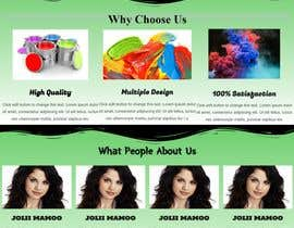 #33 pentru Build me a website de către khawraymaseed