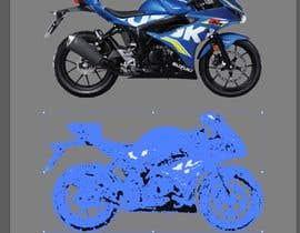 #2 for Illustration Motorbike by lolasaad1198