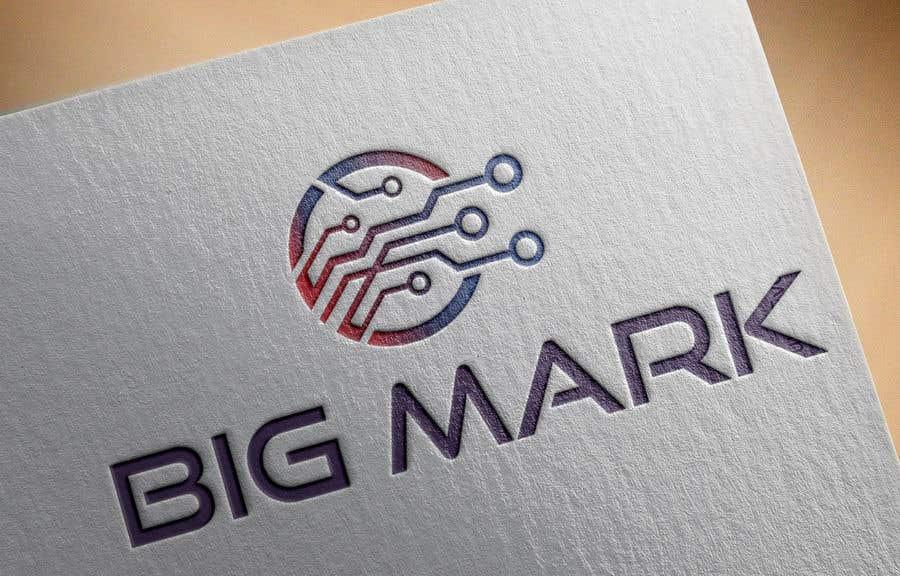 Kilpailutyö #83 kilpailussa Design Logo for Big Mark