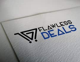 #69 untuk Re-design Illustrator file attached. Flawless Deals Logo Improvement oleh alamsagor