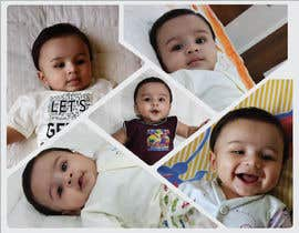 #64 for Wanted create a collage poster/frame for my baby boy (frame size 18'Inch x 24 inch/14inch x 18 inch) by farhanqureshi522