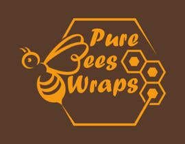 """#91 for Design """"Pure Bees Wraps"""" Logo and Box Design by Msun7"""