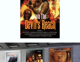 "#16 for Create a Movie Poster for ""Into the Devil's Reach"" af ziakhan78"
