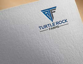 #26 for Logo for Turtle Rock Farms af mostakahmedhri