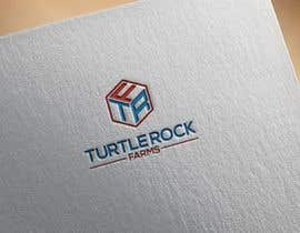 #54 for Logo for Turtle Rock Farms af osicktalukder786