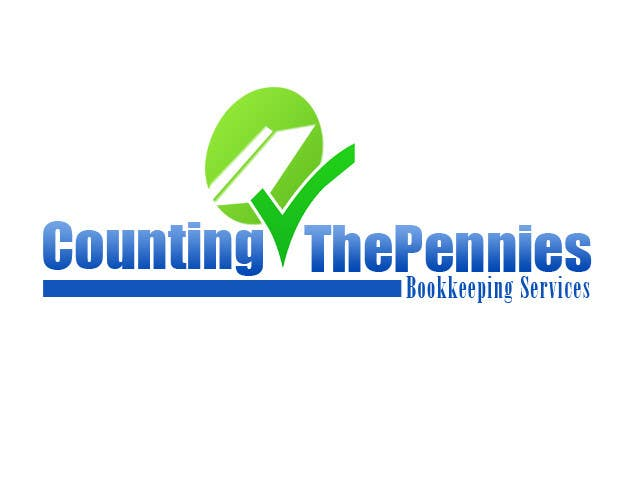 Contest Entry #114 for Logo Design for Counting The Pennies Bookkeeping Services