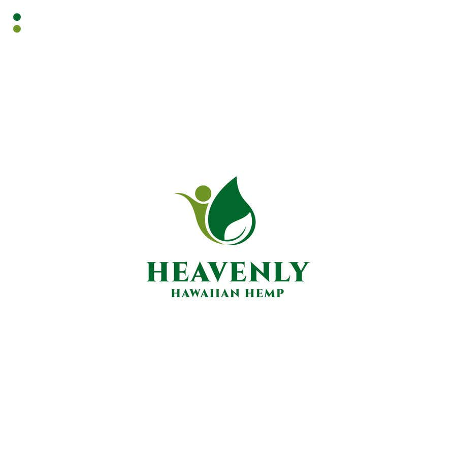 Contest Entry #113 for Logo for my business. My business name is Heavenly Hawaiian Hemp