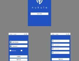 #10 for Mockup / design of nutrition App af sujan18
