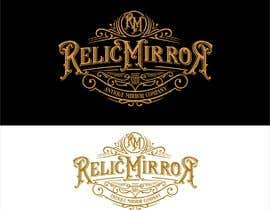 #41 untuk logo for antique mirror company - zip included for inspiration photos oleh artdjuna