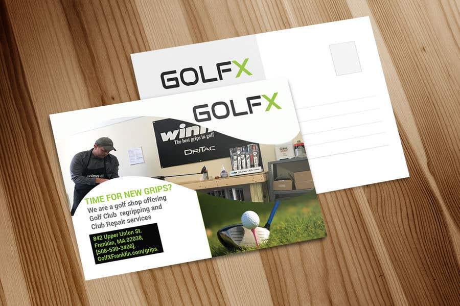 Kilpailutyö #103 kilpailussa Design a Post Card