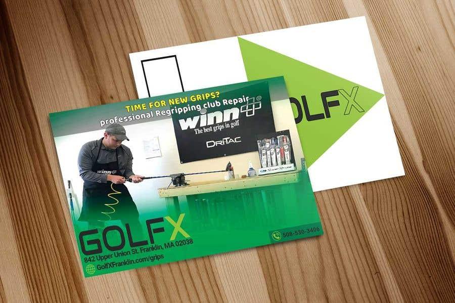 Kilpailutyö #105 kilpailussa Design a Post Card