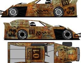#27 para Wrap a car to look like rust por wuwulan